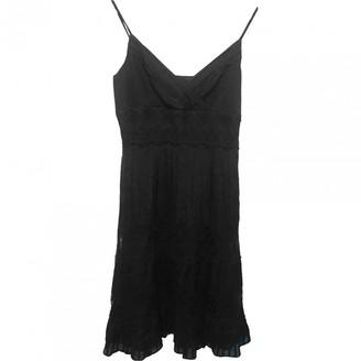 Ann Taylor Black Silk Dress for Women