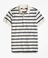 Brooks Brothers Stripe Polo Shirt