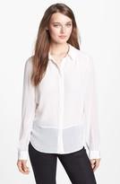 Joie 'Mercina' Silk Shirt