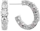 Nadri CZ Small Hoop Earrings