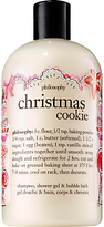 philosophy Christmas Cookie Shampoo, Shower Gel & Bubble Bath, 480ml