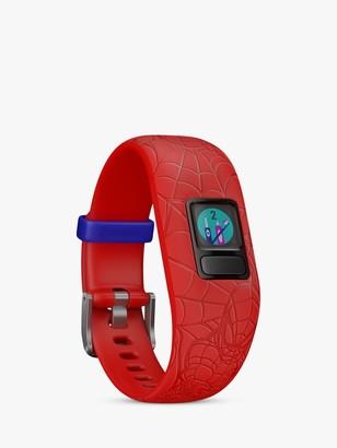 Garmin vivofit jr. 2, Adjustable Marvel Spider-Man Activity Tracker and Watch for Children