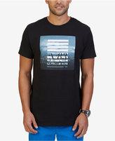 Nautica Men's Big & Tall Graphic-Print Cotton T-Shirt
