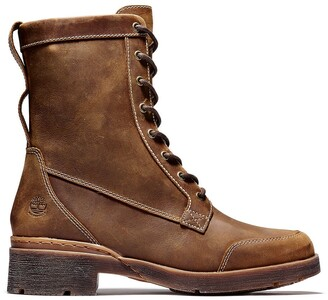 Timberland Didlun Varish Leather Ankle Boots