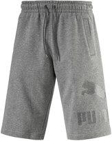 "Puma Men's 12"" Archive Logo Fleece Sweat Shorts"