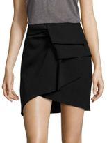 IRO Avery Overlap Skirt