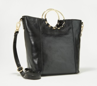 Tignanello Leather Shopper - Lucca