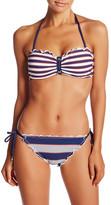 Sperry Sailing Stripe Bandeau Bikini Top
