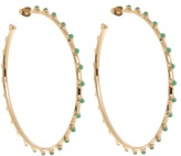 Aurelie Bidermann Wapiti gold-plated earrings