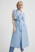 Thumbnail for your product : Witchery Sleeveless Trench Coat