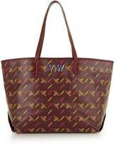 VIVIENNE WESTWOOD Colette Logo Shopper Bag
