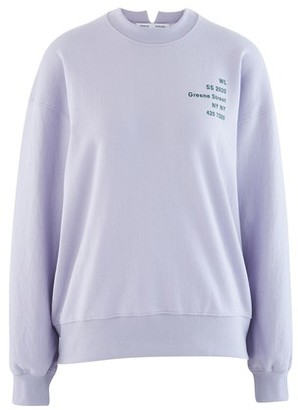 Proenza Schouler Sweatshirt in cotton