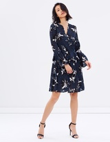 SABA Winter Garden Dress