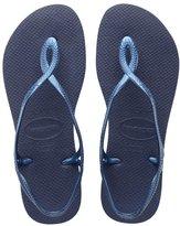 Havaianas Brazil Women`s Flip Flops Sexy Luna Sandal Size 37-38