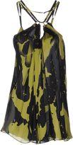 Plein Sud Jeans Short dresses - Item 34683180