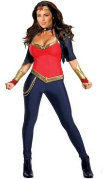 BuySeasons BuySeason Women's Wonder Woman Deluxe Costume