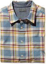 L.L. Bean Signature Madras Shirt