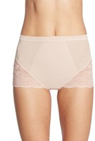 Spanx Spotlight On Lace Mesh Brief
