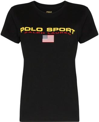 Polo Ralph Lauren Sport logo T-shirt