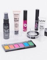 Nyx Professional Makeup NYX Professional Makeup Christmas Party Starter Kit Gift Set-Multi