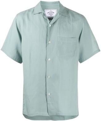 Portuguese Flannel Chest Pocket Shirt