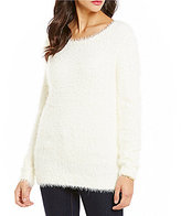 Daniel Cremieux Farren Feather Crew Neck Sweater