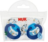 NUK Happy Days Boys Soother S2 6 - 18m 2 per pack by