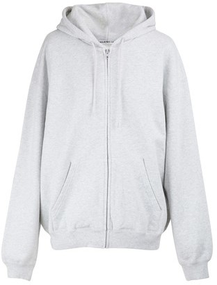 Balenciaga Back-Pulled sweatshirt