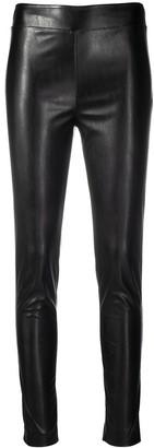 Blanca Vita Mid-Rise Skinny Trousers