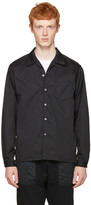 Nanamica Black Wind Shirt