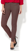 New York & Co. The Audrey Pant - Grid Print