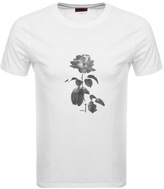 Hugo By HUGO BOSS Drose T Shirt White