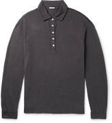 Massimo Alba - Linen-piqué Polo Shirt