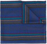 Paul Smith printed pattern scarf - men - Silk/Viscose - One Size