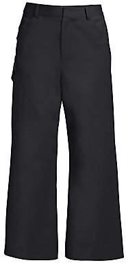 Derek Lam Women's Utility Cropped Culottes
