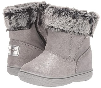 Primigi PSN 43638 (Toddler) (Grey) Girl's Shoes