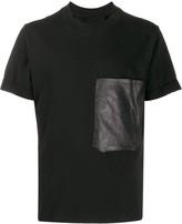 Alchemy patch-pocket boxy T-shirt