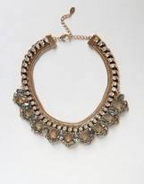 Aldo Metal Chain Necklace