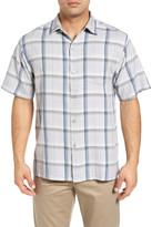 Tommy Bahama Pintinga Plaid Standard Fit Sport Shirt