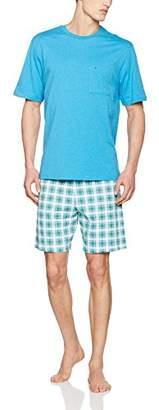 Seidensticker Men's Anzug Kurz Pyjama Sets,(054 EU)