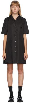 Prada Black Nylon Dress