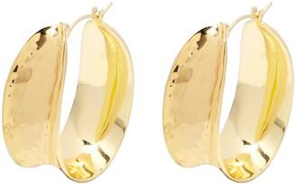 Gorjana Leo Small Hoop Earrings