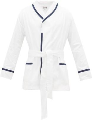 P. Le Moult - Herringbone-cotton Jacket - White