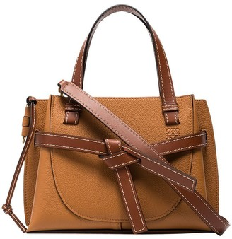 Loewe Gate Top Handle Mini Should Bag