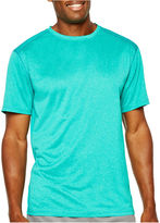 Spalding Double Dyed Heather Short Sleeve Crew Neck T-Shirt