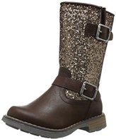 Jumping Jacks Glitter Zip Boot (Toddler/Little Kid)