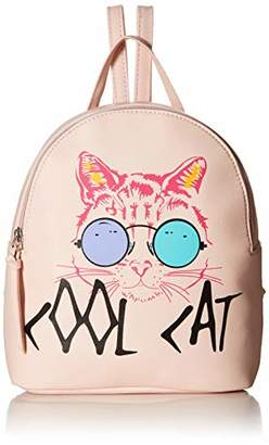 T-Shirt & Jeans Womens Cool Cat Backpack in