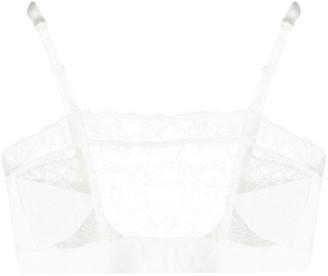 La Perla Lace Bridal Bralette