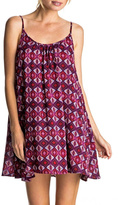 Roxy Printed Fly Away Dress
