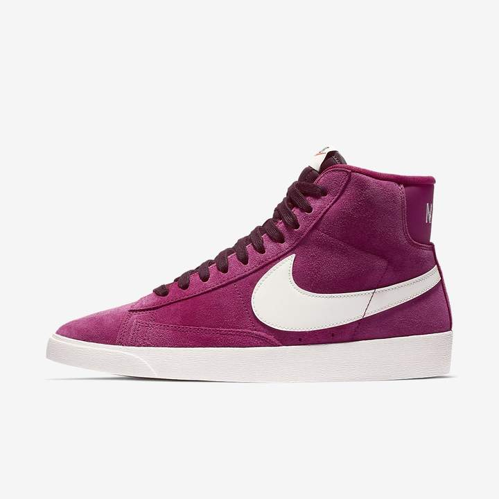 cheaper a2d86 a3233 Leather Nike Blazers - ShopStyle